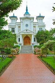 サントミカエル教会 西洋式挙式の画像2