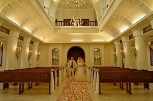 サントミカエル教会 西洋式挙式の画像38
