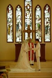サントミカエル教会 西洋式挙式の画像45