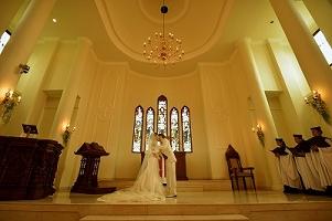 サントミカエル教会 西洋式挙式の画像49