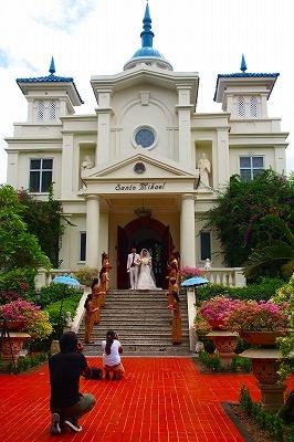 サントミカエル教会 西洋式挙式の画像72